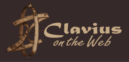 Clavius on the Web